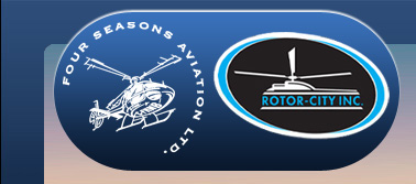 Four Seasons Aviation Ltd. / Rotor-City Inc. - For All Your Helicopter Charter Service Needs - Toll Free 1-877-452-7870